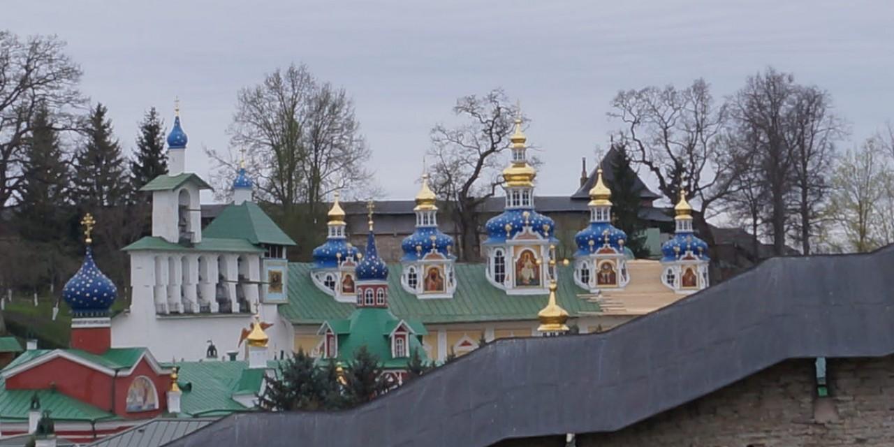 Свято-Успенский Псково-Печорский монастырь