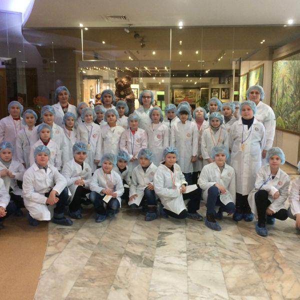 Бабаевская фабрика шоколада