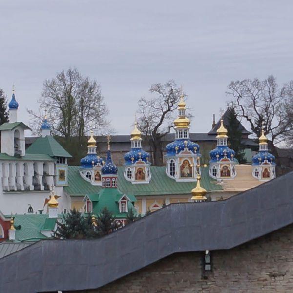 Псков + Пушкиногорье