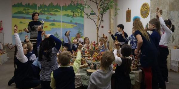 Музей народной игрушки