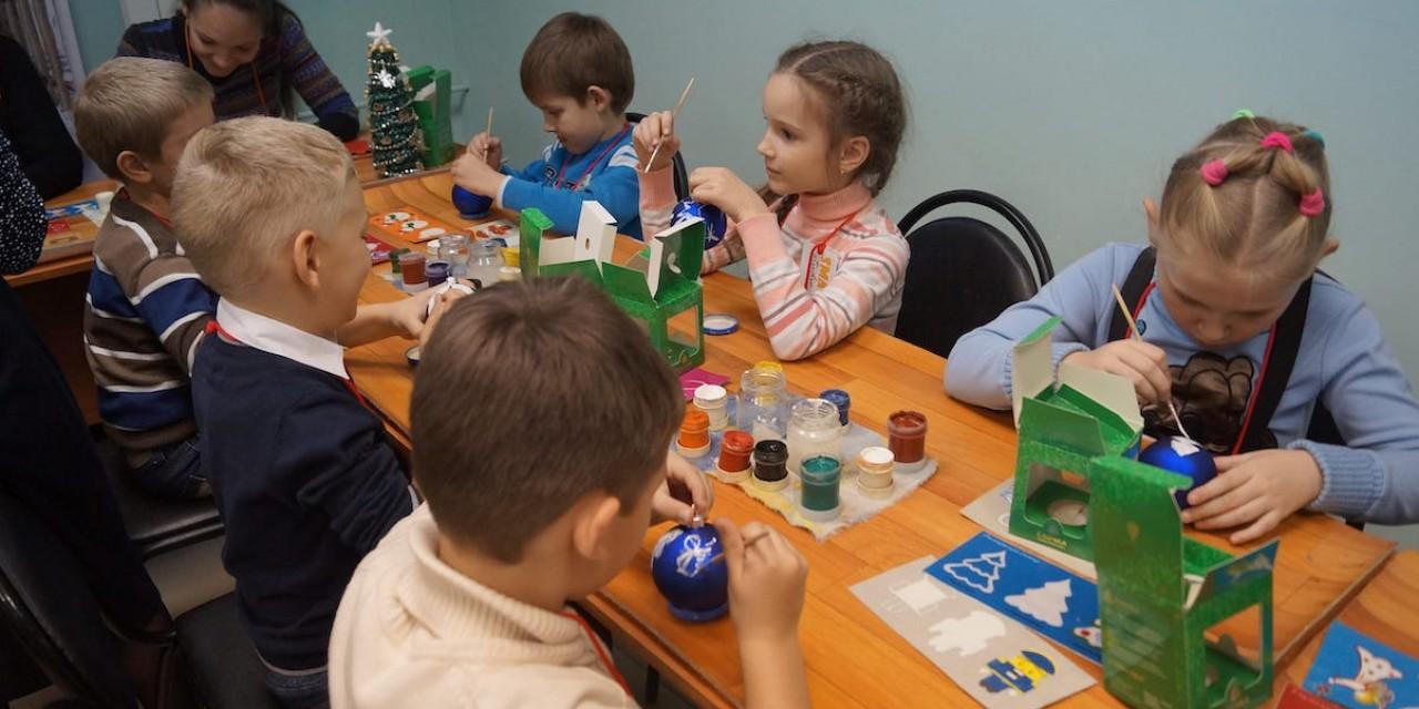 Фабрика елочной игрушки