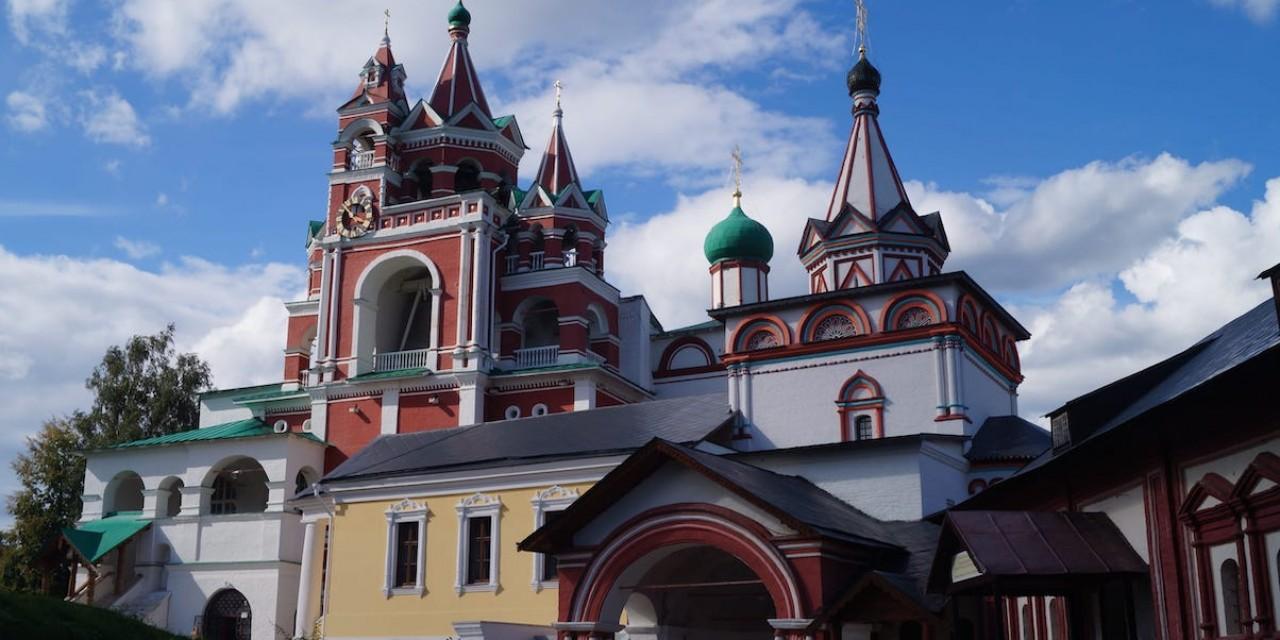 Истории Звенигородской земли
