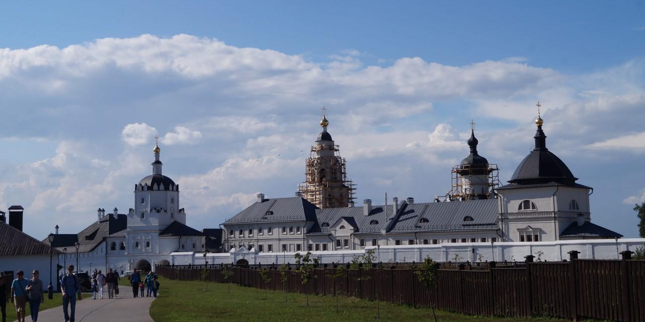 остров-город Свияжск