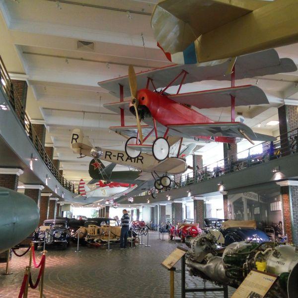 Музей техники В. Задорожного