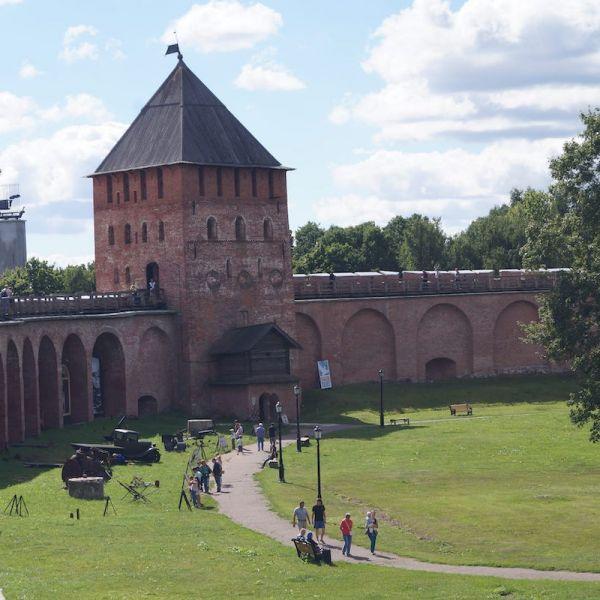 Великий Новгород + Валдай