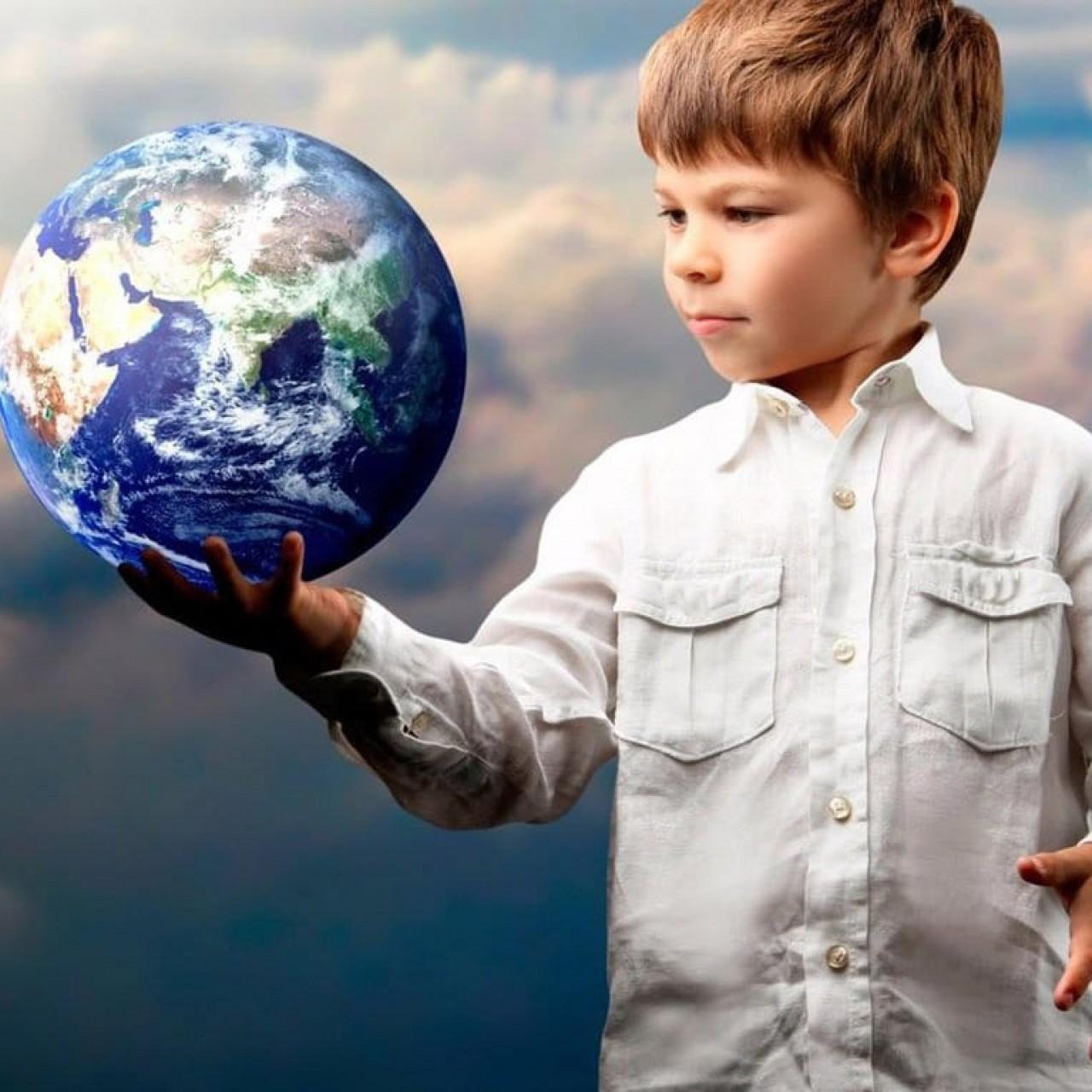 Моя планета