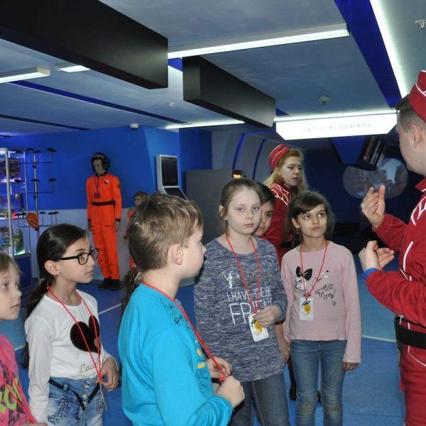 Марс-ТЭФО, Московский Планетарий