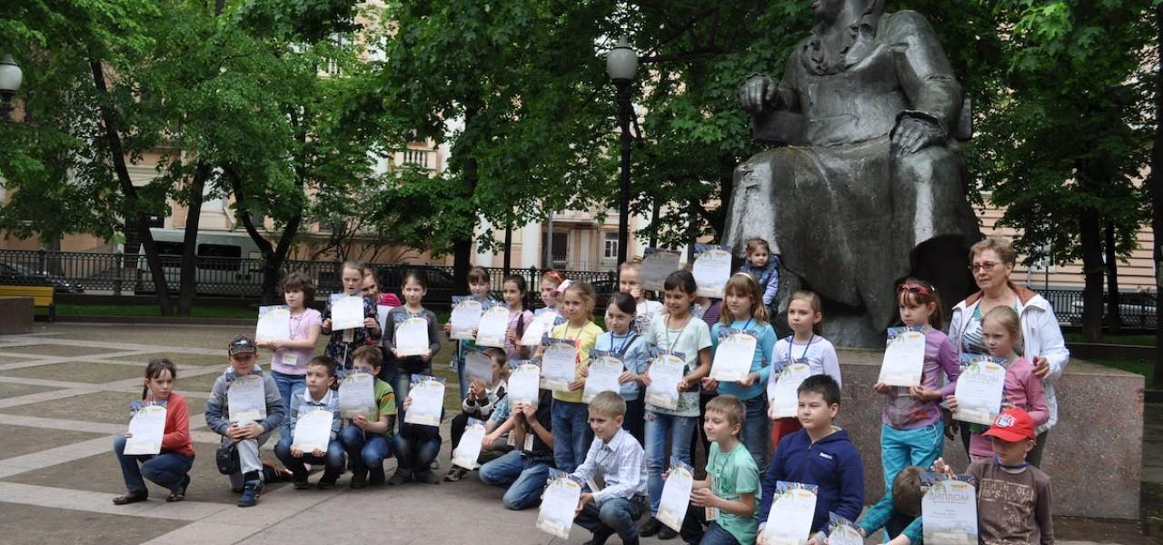 Сказочная Москва