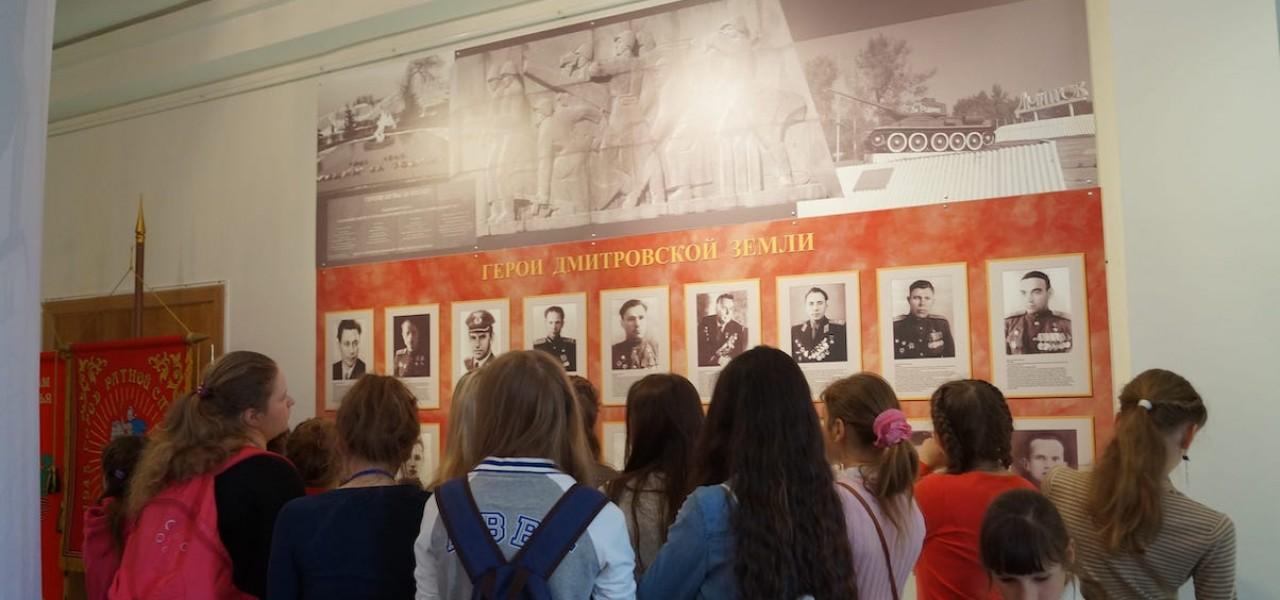 Защитники Дмитровских земель
