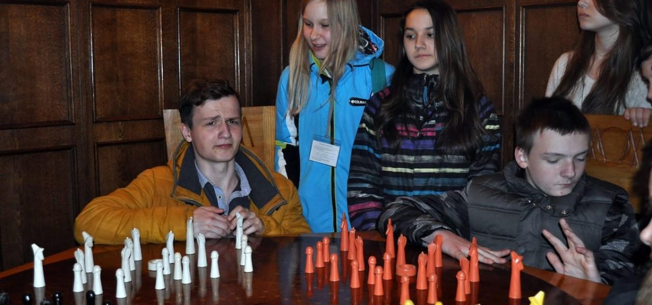 Шахматы Сталина