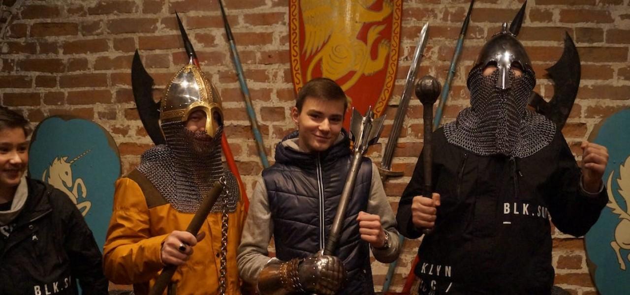 Тайна застенок коломенского кремля