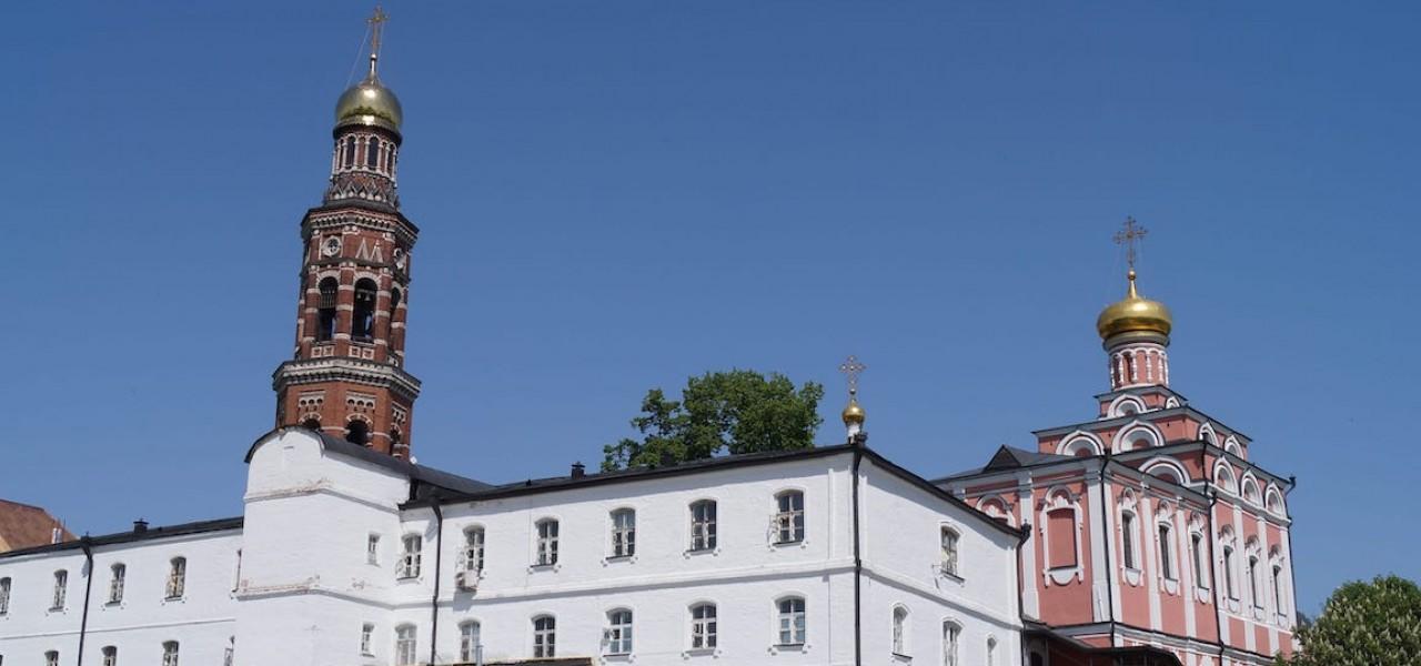 Иоанно-Богословский мужской монастырь. с. Пощупово